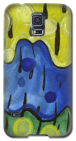 Tropical Rain Galaxy S5 Case
