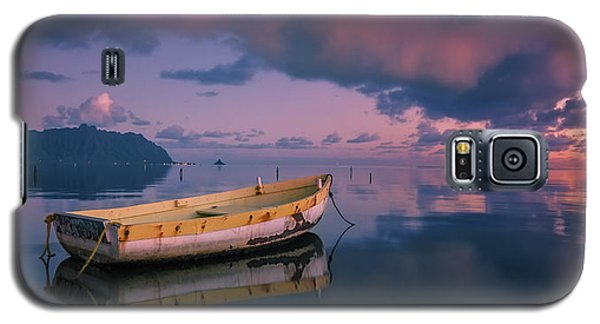 Galaxy S5 Case featuring the photograph Tropical Reflections by Hawaii  Fine Art Photography