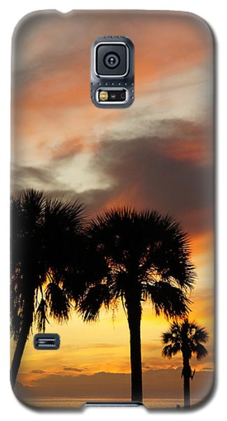 Galaxy S5 Case featuring the photograph Tropical Vacation by Laurie Perry