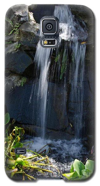 Tropical Waterfall  Galaxy S5 Case