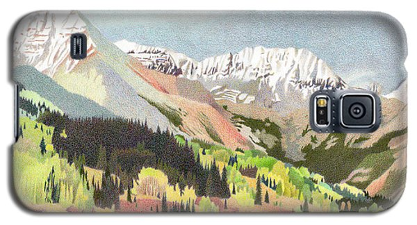 Trout Lake Colorado Galaxy S5 Case