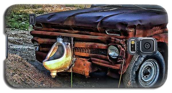 Truck With Benefits Galaxy S5 Case