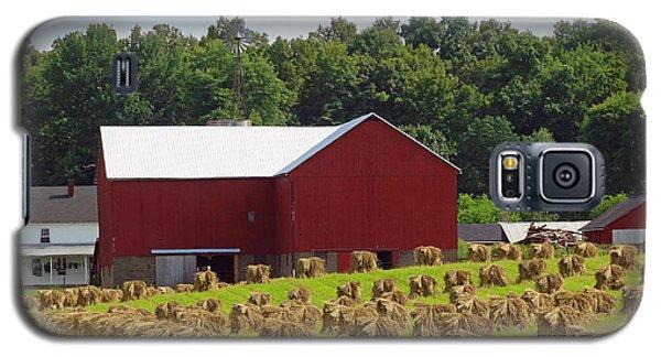 True Amish Farm Galaxy S5 Case