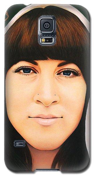 True Beauty - Alisha Gauvreau Galaxy S5 Case by Malinda Prudhomme