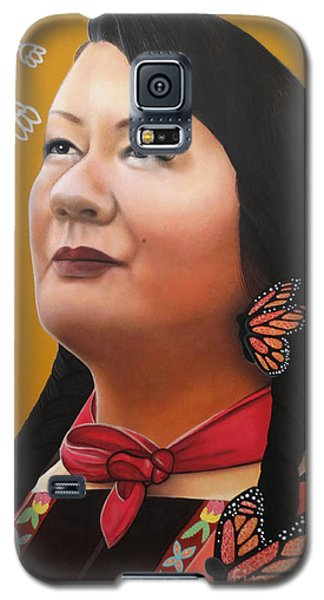 True Beauty - Jenny Blackbird Galaxy S5 Case