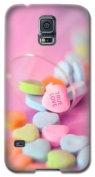True Love Galaxy S5 Case by Marianne Campolongo