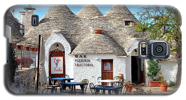 Trulli Outdoor Trattoria Galaxy S5 Case