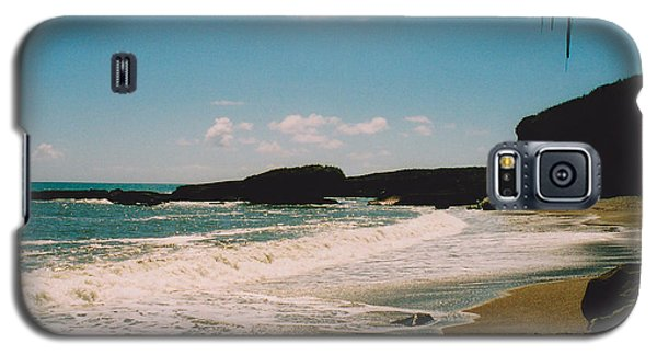 Truman Beach Galaxy S5 Case
