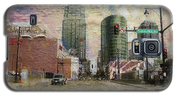 Galaxy S5 Case featuring the photograph Truman Road Kansas City Missouri by Liane Wright