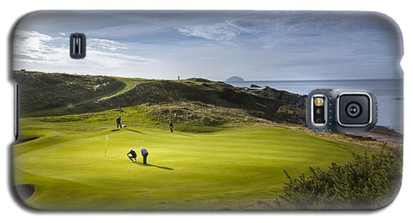 Turnberry Seascape Golf Course Galaxy S5 Case