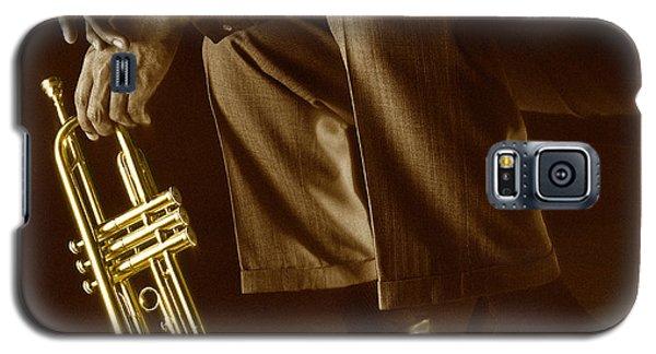 Trumpet Galaxy S5 Case - Trumpet 2 by Tony Cordoza