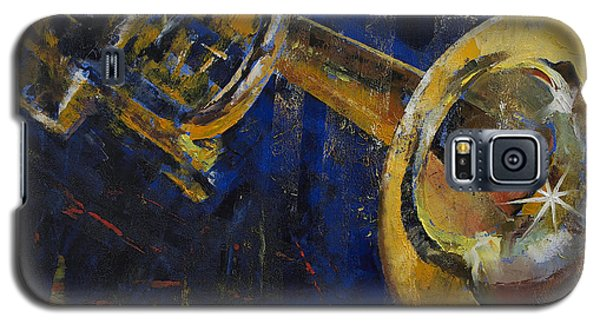 Trumpet Galaxy S5 Case - Trumpet by Michael Creese
