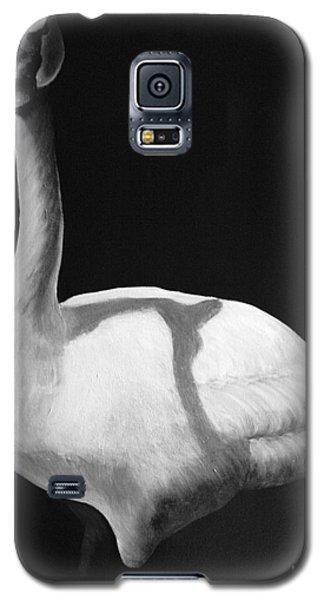 Trumpeter Swan Galaxy S5 Case
