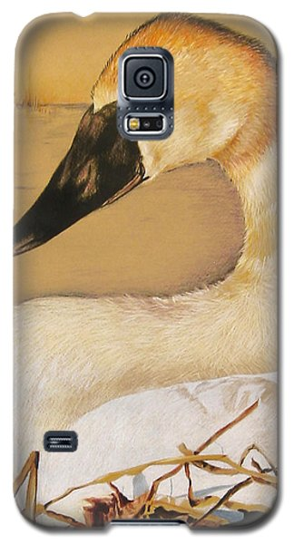 Sold Trumpeter Swan Galaxy S5 Case