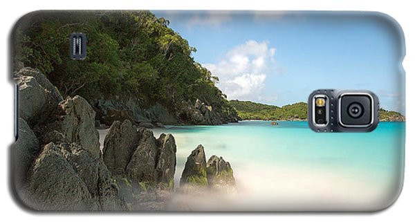 Trunk Bay At St. John Us Virgin Islands Galaxy S5 Case