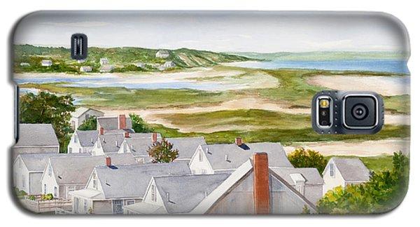 Truro Summer Cottages Galaxy S5 Case