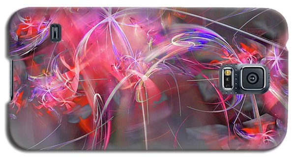 Galaxy S5 Case featuring the digital art Truth Shall Spring Out by Margie Chapman
