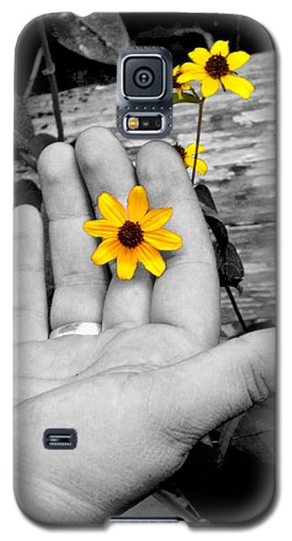 Try Seeing It In Color Galaxy S5 Case