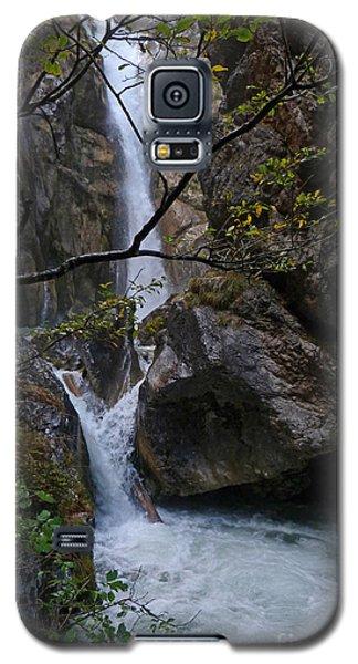 Tschaukofall Waterfall - Austria Galaxy S5 Case