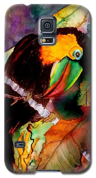 Tu Can Toucan Galaxy S5 Case by Lil Taylor