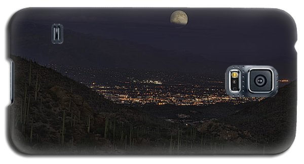 Tucson At Dusk Galaxy S5 Case