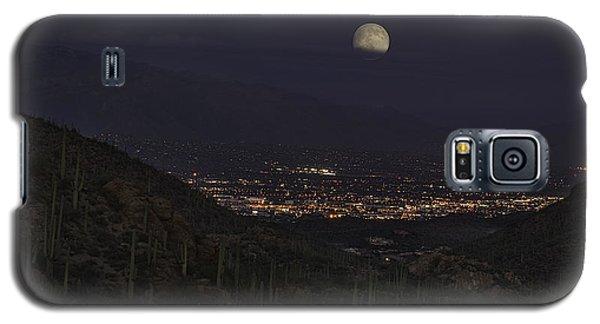 Tucson At Dusk Galaxy S5 Case