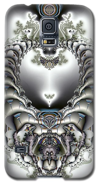 Tudor Pewter Galaxy S5 Case by Jim Pavelle