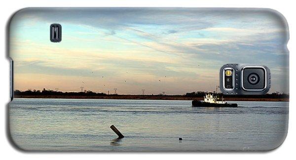 Tug Boat Galaxy S5 Case