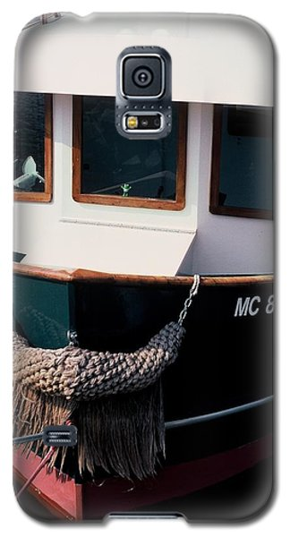 Galaxy S5 Case featuring the photograph Tug  by Randy Pollard