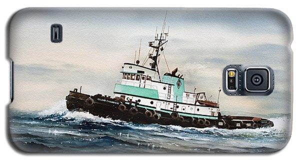 Tugboat Island Champion Galaxy S5 Case