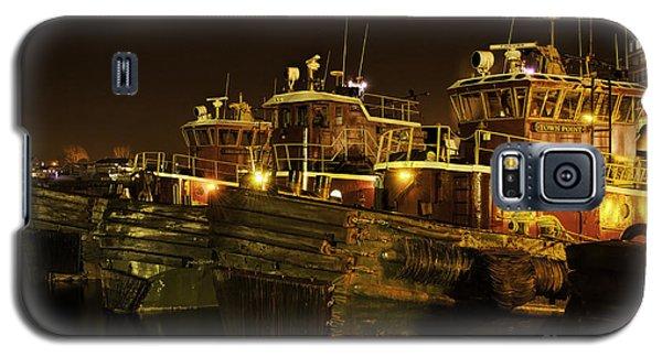 Tugboats 1st Night Dec 2013 Galaxy S5 Case