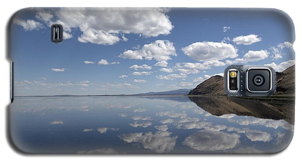Tule Lake In Northern California Galaxy S5 Case