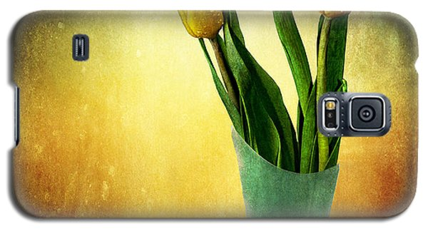 Tulip Bouquet Galaxy S5 Case