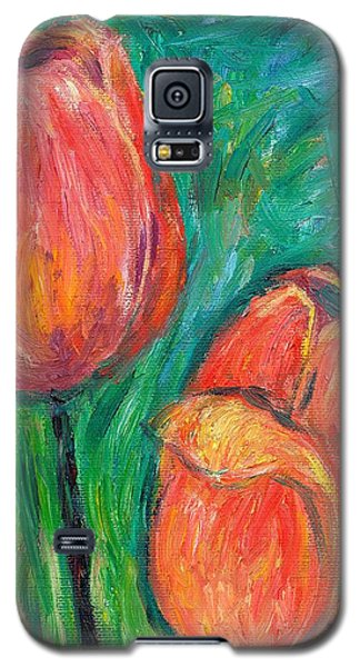 Tulip Dance Galaxy S5 Case