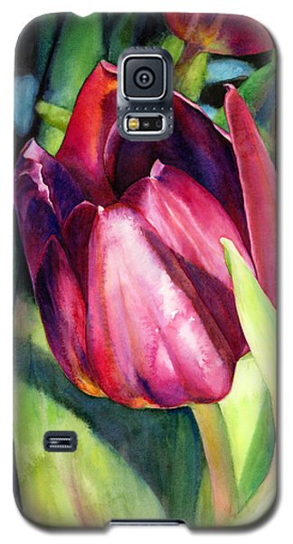 Tulip Delight Galaxy S5 Case