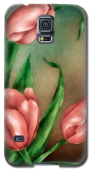 Tulip Trio Galaxy S5 Case