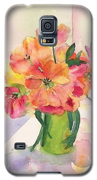 Tulips For Mother's Day Galaxy S5 Case