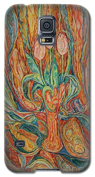 Tulips I Galaxy S5 Case