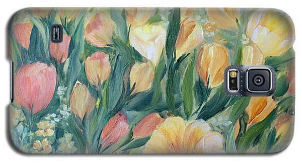 Tulips I Galaxy S5 Case