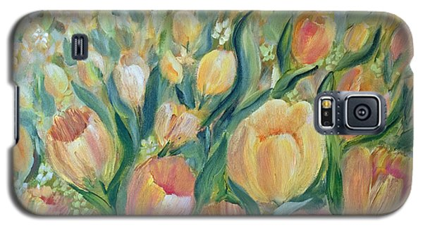 Tulips II Galaxy S5 Case