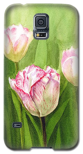 Tulips In The Fog Galaxy S5 Case