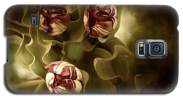 Tulips In The Mist II Galaxy S5 Case