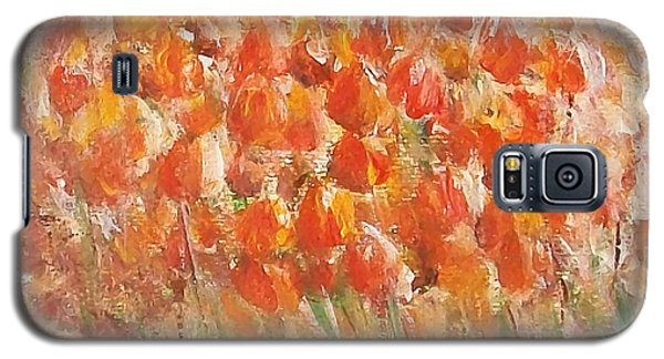 Tulips Galaxy S5 Case by Jane  See