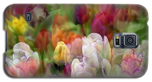 Galaxy S5 Case featuring the photograph Tulips by Penny Lisowski