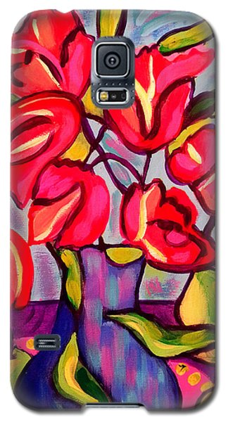 Tulips With Fruit Galaxy S5 Case