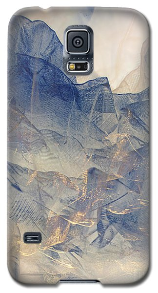 Tulle Mountains Galaxy S5 Case by Klara Acel