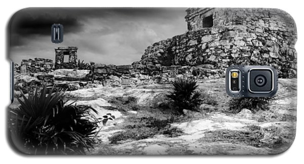 Tulum Ruin Galaxy S5 Case
