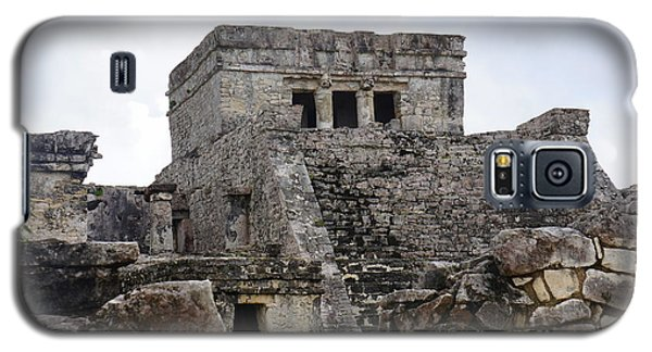 Tulum Ruins 15 Galaxy S5 Case