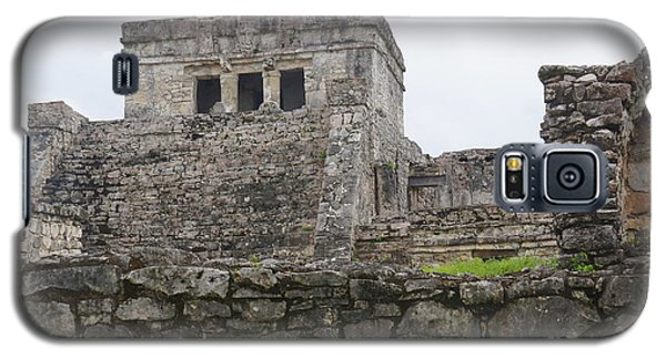 Tulum Ruins 17 Galaxy S5 Case