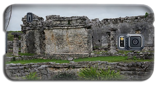 Tulum Ruins 18 Galaxy S5 Case